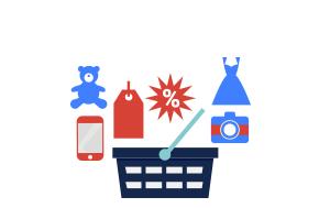 <p>Vendez vos produits<br /> Ajoutez votre catalogue de produits et services sur votre page, vendez directement sur votre page facebook aux milliards d'utilisateurs du réseau!</p>