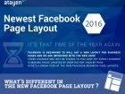 Facebook New Page Layout Infographic 2016