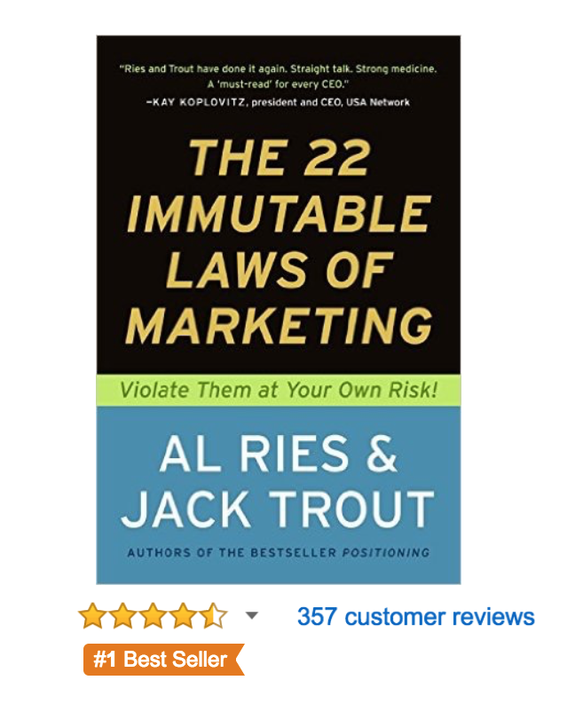 Marketing Book of the Week