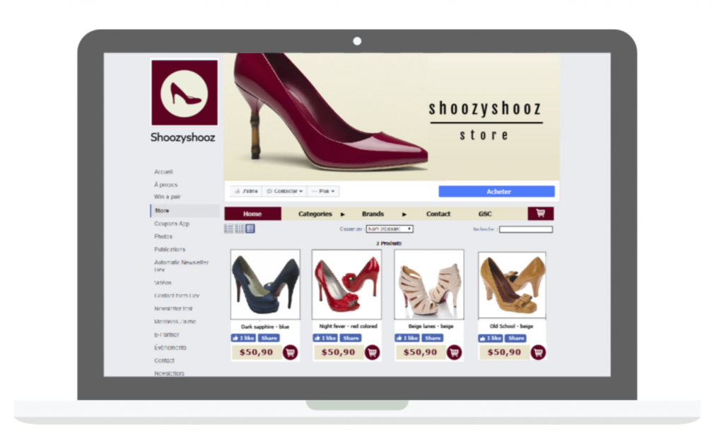 Increase ecommerce sales on Facebook