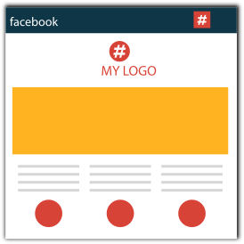 <p>Directly add your website to your facebook page  helping visitors to get all information needed for your activities</p>