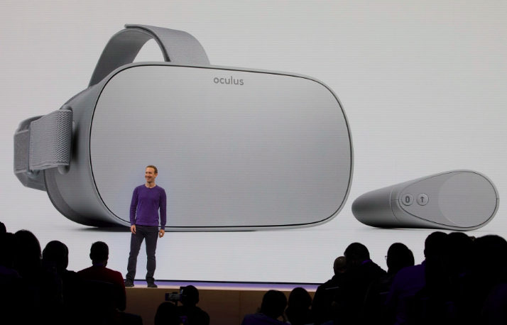 F8 2018 Oculus Go Available Now for 199 Facebook Newsroom